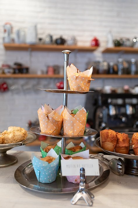 muffins chez sister