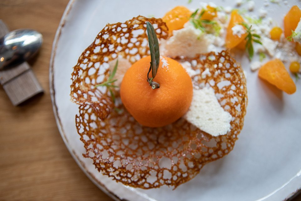 dessert clémentine