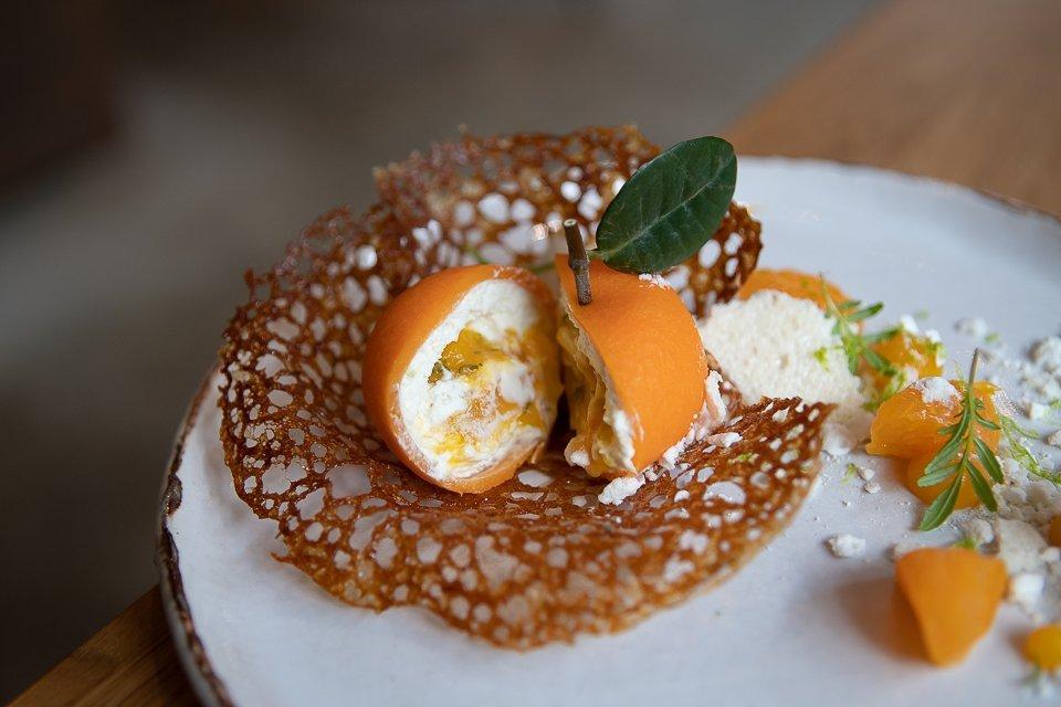 dessert clementine