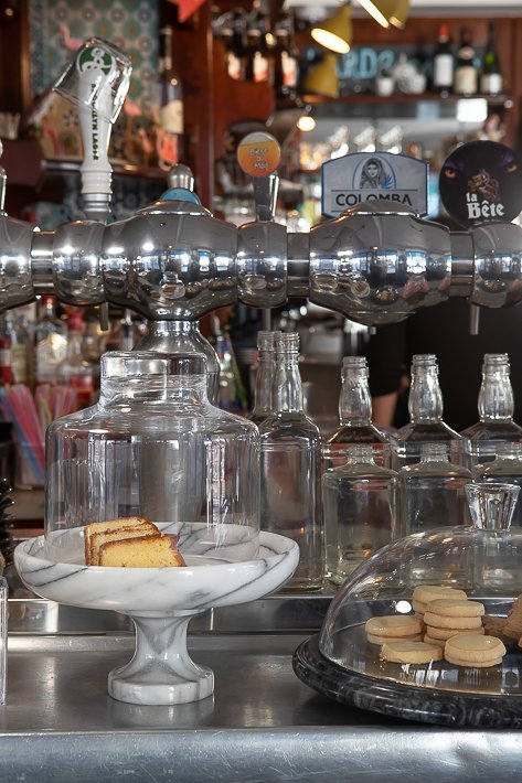gateaux chez armagnac cafe