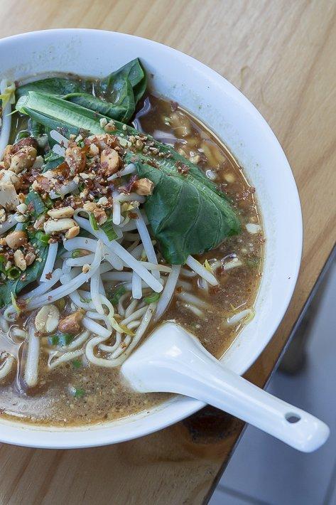 soupe Jxiao's buns