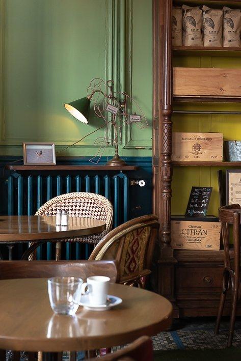 armagnac cafe