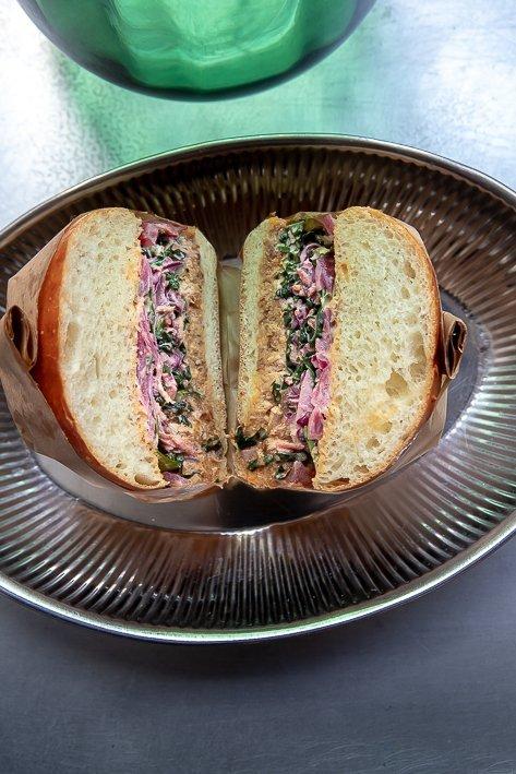 sandwich chez candide