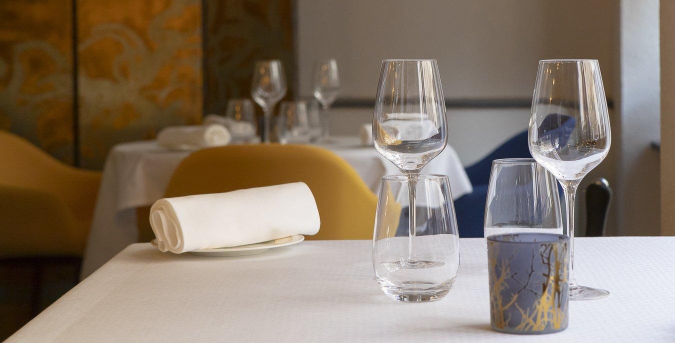 Ochre restaurant de Baptiste Renouard