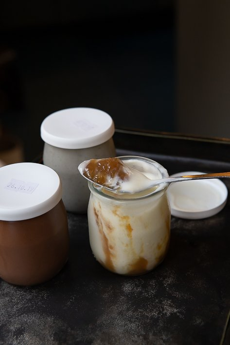 yaourt de la laiterie de paris