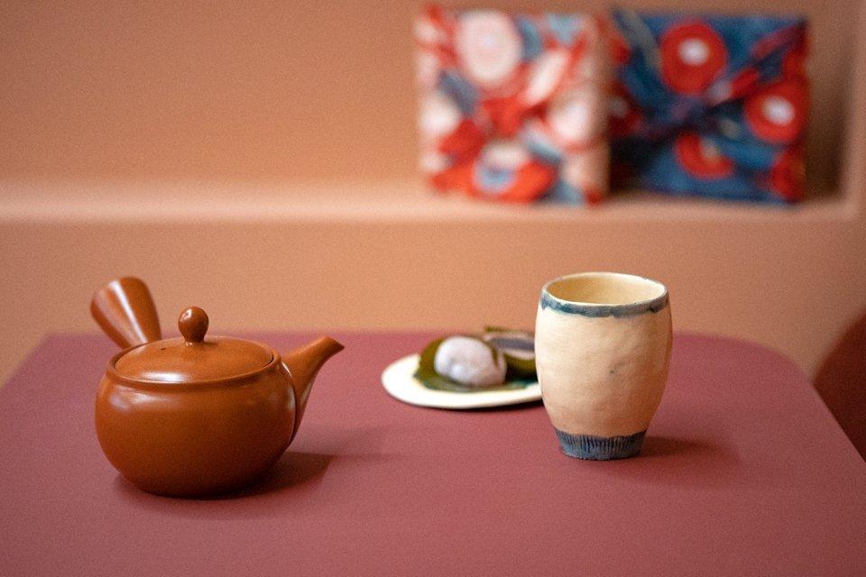 salon de thé marais