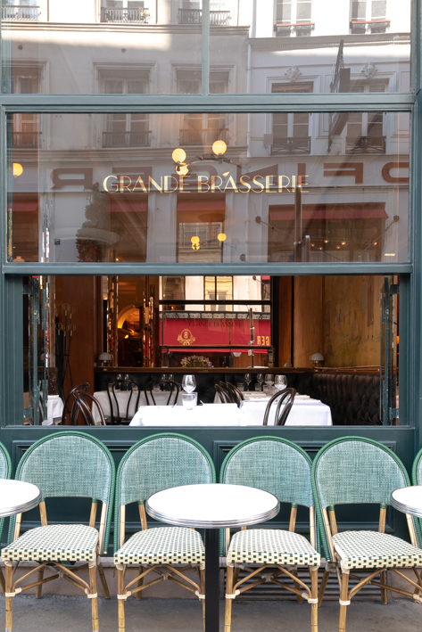 terrasse grande Brasserie