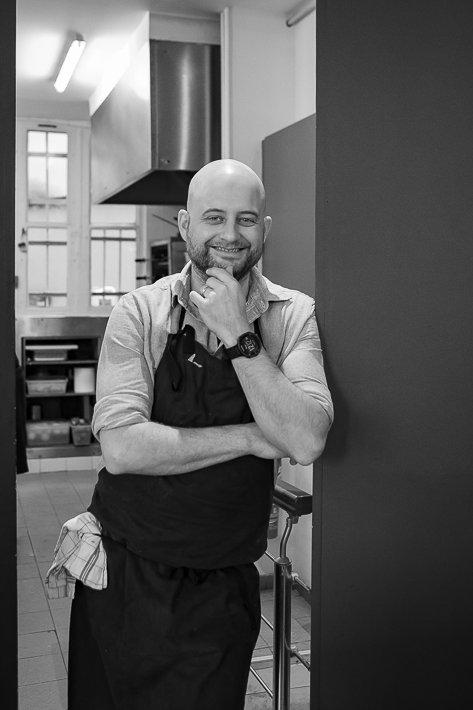 Chef David John Kelly