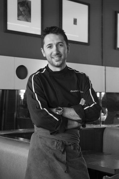 Christophe Rousseau Café La Perle