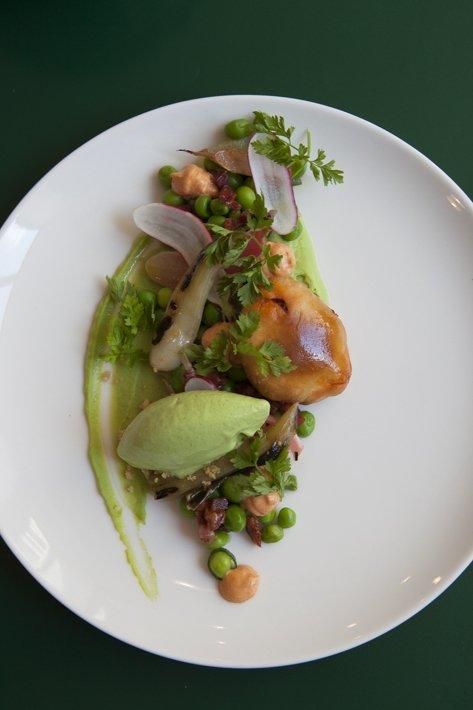 restaurant 52 Faubourg Saint Denis-Charles Compagnon