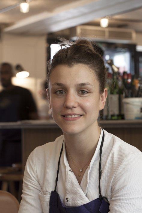 Juliette Camboulas-restaurant 52 faubourg saint denis