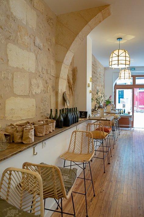 salle restaurant Nomad