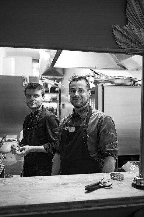 chefs restaurant Nomad