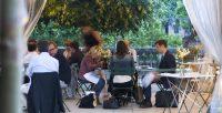 restaurant Semilla au Jardin des Tuileries