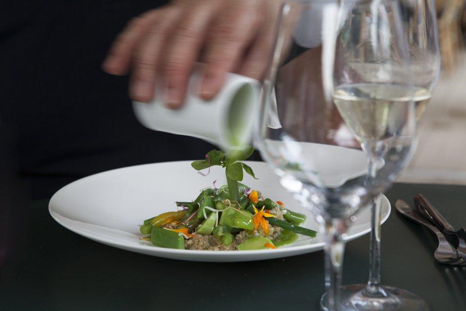 restaurant Semilla aux tuileries