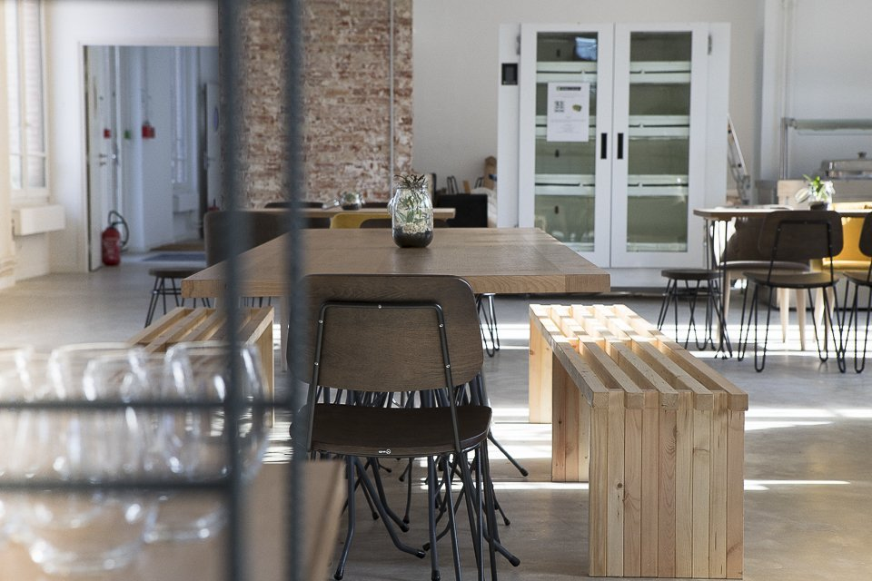 FOODENTROPIE/ Co Working / UNITED KITCHENS