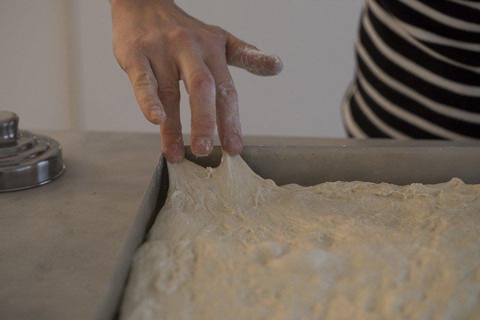 Alba Pezone, In cucina, Italie