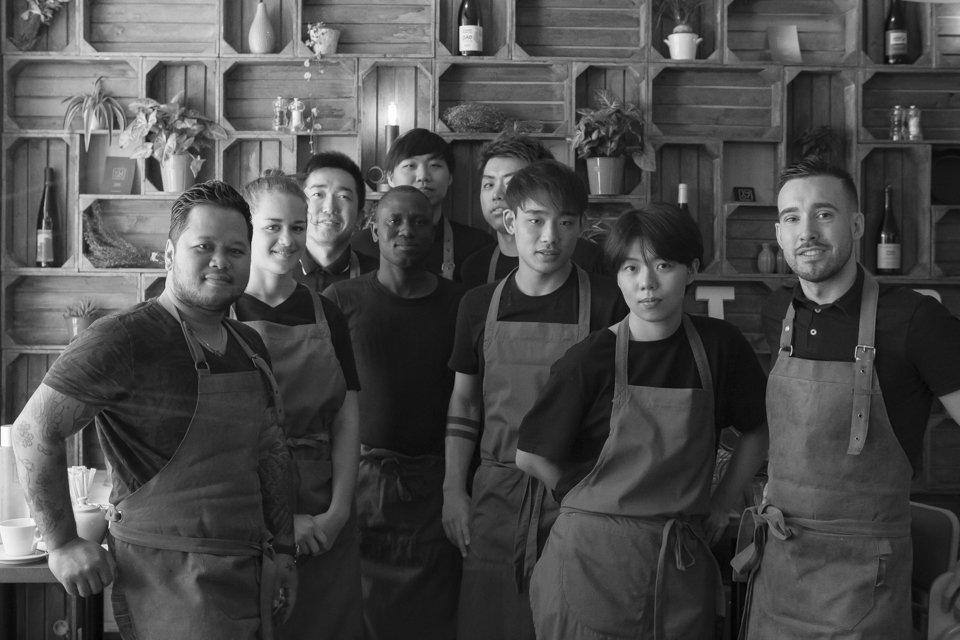 Hugo and Co Restaurant de Tomy Gousset