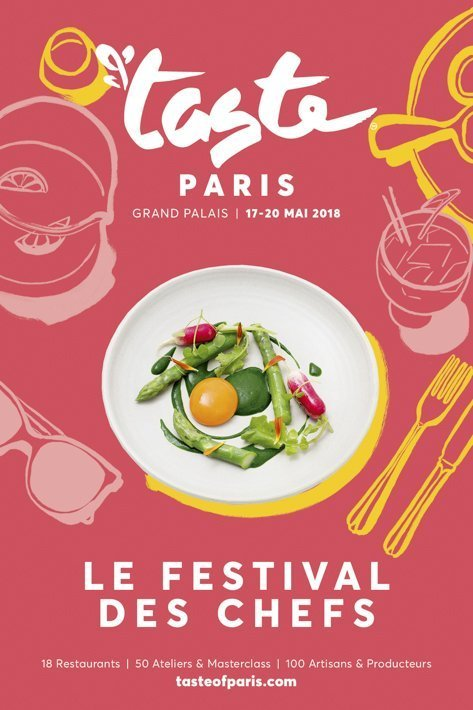 Taste of Paris 2018