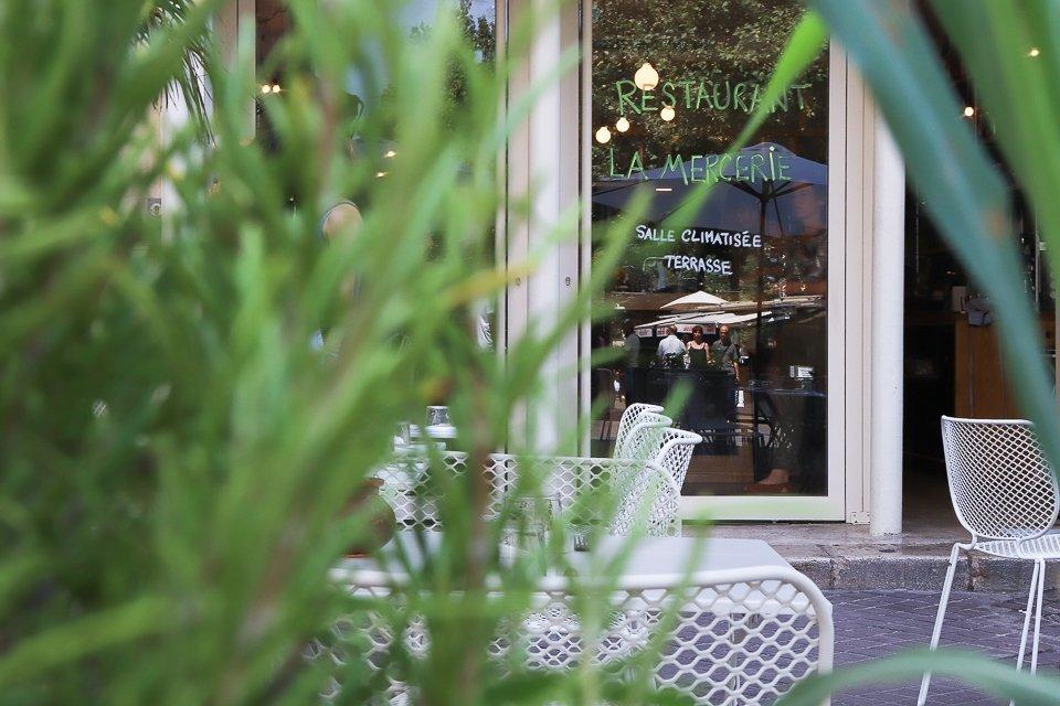 Restaurant La Mercerie à Marseille