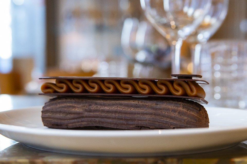 Pâtisserie Hôtel Brach Yann Brys