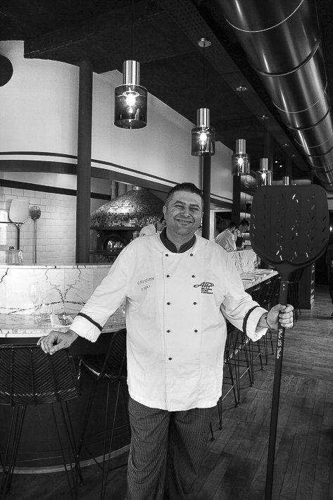 Anima Paris Restaurant, Feu de bois, David Lanher