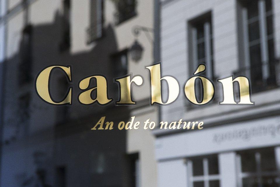 Carbón restaurant Paris cuisine au feu de bois