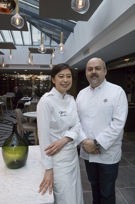 Restaurant La Verrière Hôtel Niepce