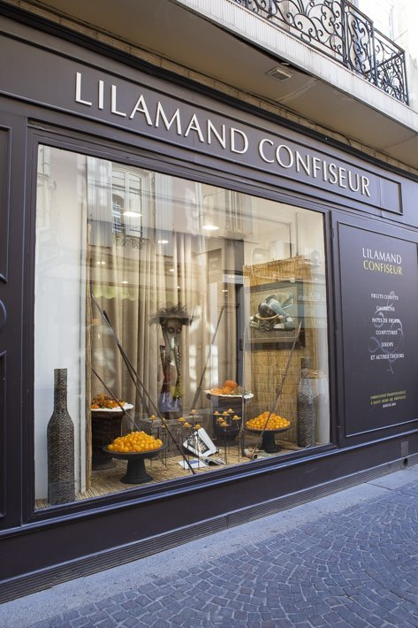 Confiserie Lilamand Fruits confits
