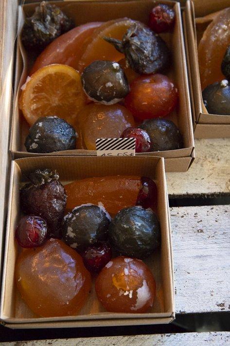 Maison Jouvaud Pâtisserie et fruits confits