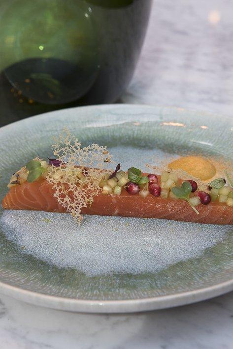 Restaurant La Verrière Paris