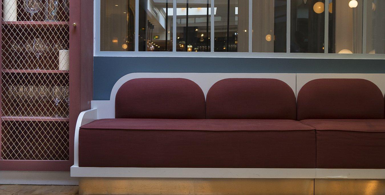 restaurant h tel grands boulevards paris carte de giovanni passerini. Black Bedroom Furniture Sets. Home Design Ideas