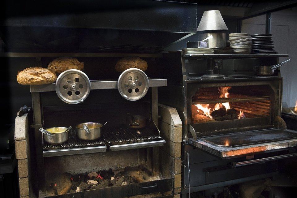 Carbòn restaurant Paris cuisine au feu de bois