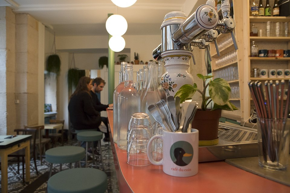 Café du Coin 9 rue Camille Desmoulins