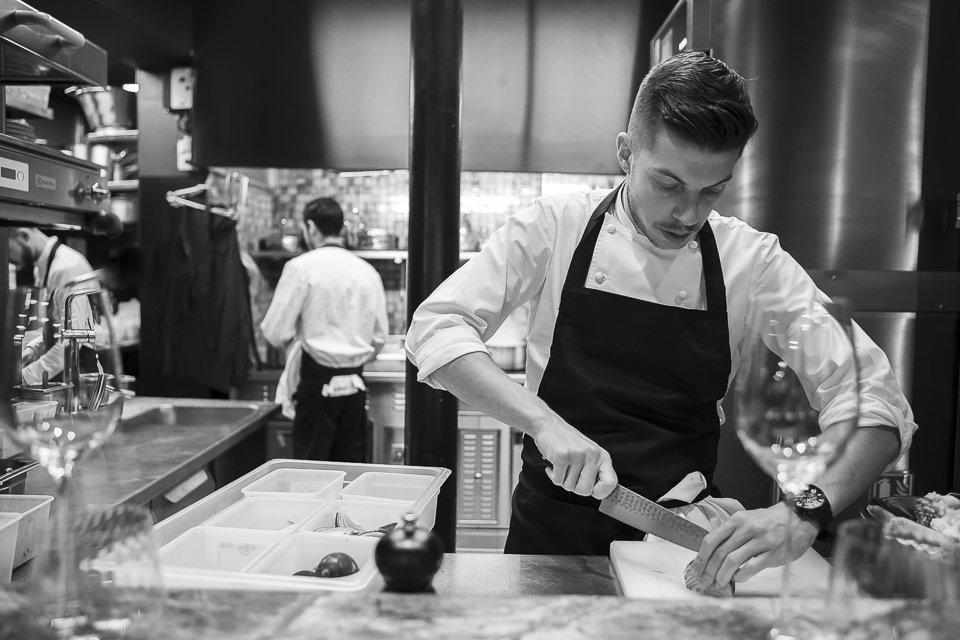 Matthias Marc Substance restaurant Paris 16 ème
