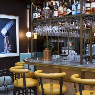 Maison Breguet restaurant David Lanher