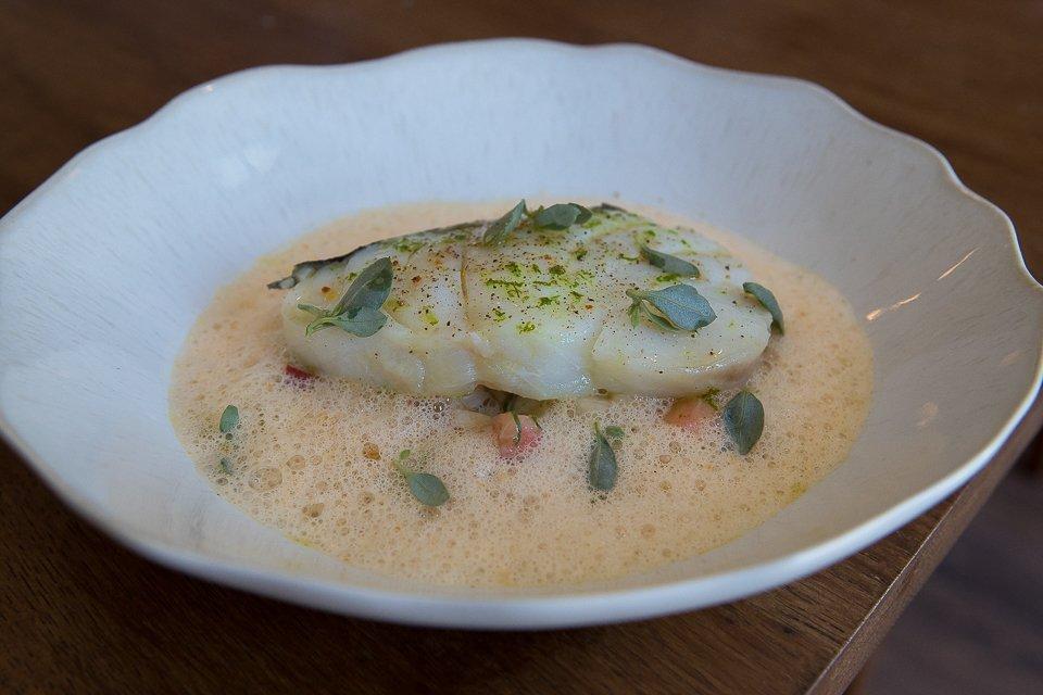 Ourea restaurant Marseille Mattieu Roche