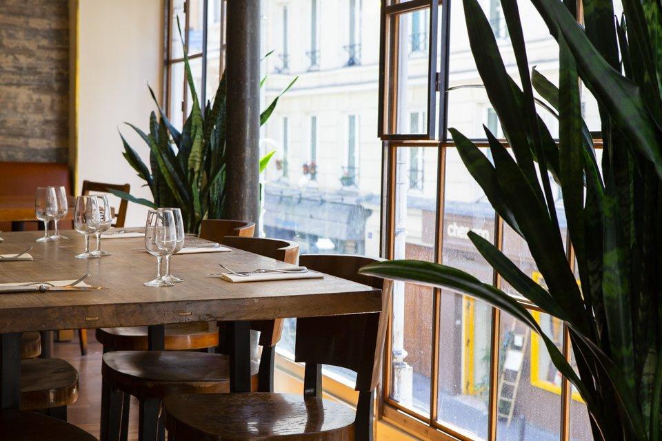 Restaurant 14 paradis à Paris 10ème