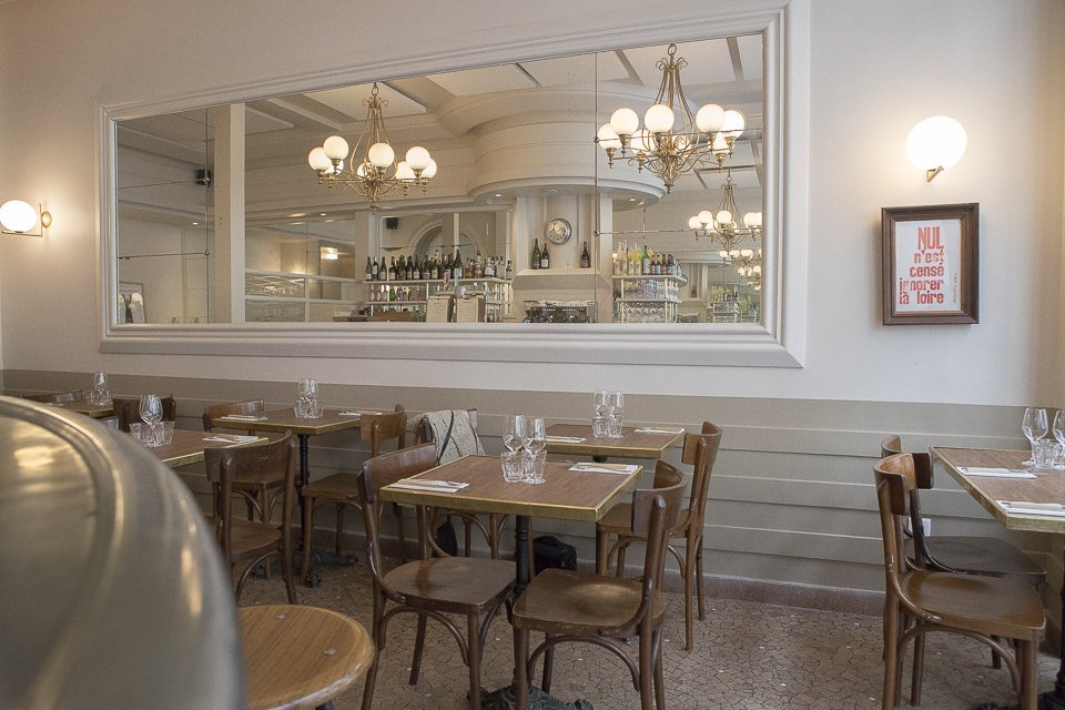 restaurant le Mermoz Paris