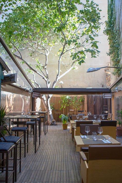 Le restaurant cédrat à Marseille