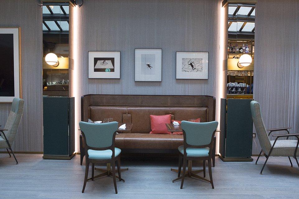 Maison Breguet Restaurant  Bar  U00e0 Cocktails Et Boutique
