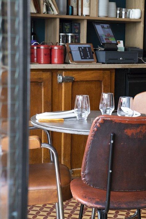 Restaurant Vivre Canal Saint Martin Paris 10ème