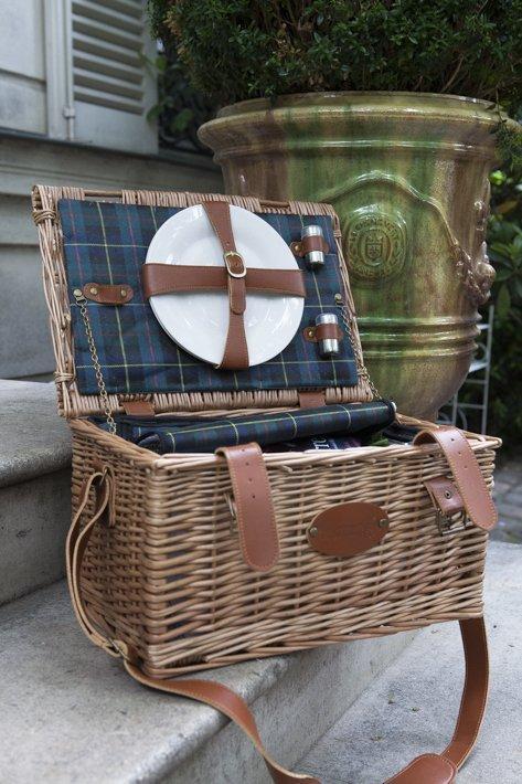 pique-nique à l'Hôtel Particulier Montmartre