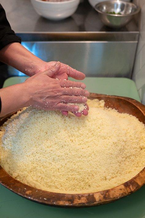 graines de couscous