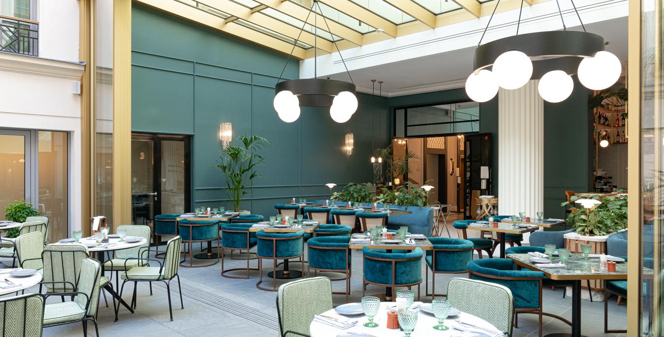 restaurant Montecito paris