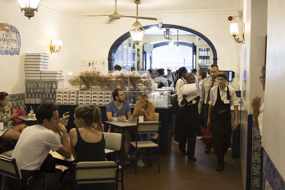 Pasteis de Belem Lisbonne