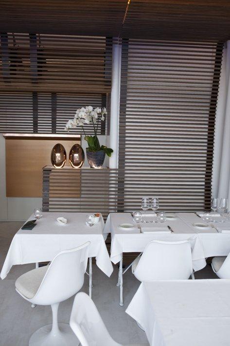 salle du restaurant Pertinence