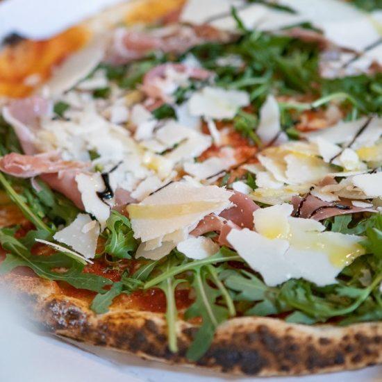 Pizza de la bonne mère marseille