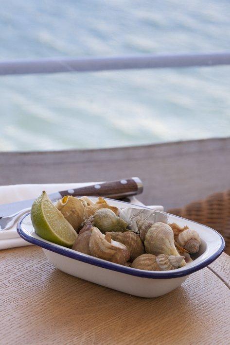 brasserie Polpo Sea Food sur la Seine