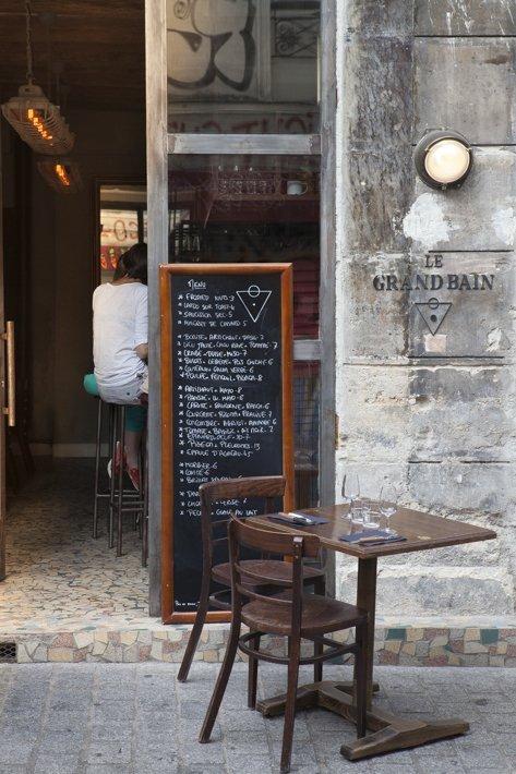 Restaurant le Grand Bain Edward Delling-Williams